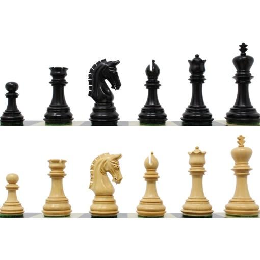 チェスジャパン チェス駒 エンパイア エボナイズ 15