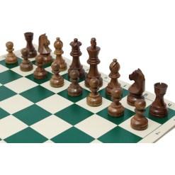 チェスジャパン チェスセット トーナメント 44cm 日本チェス連盟公式用具 6