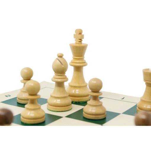チェスジャパン チェスセット トーナメント 44cm 日本チェス連盟公式用具 14
