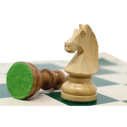 チェスジャパン チェスセット トーナメント 44cm 日本チェス連盟公式用具 18