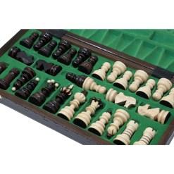 木製チェスセット クラクフ 42cm 6