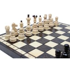 木製チェスセット クラクフ 42cm 13