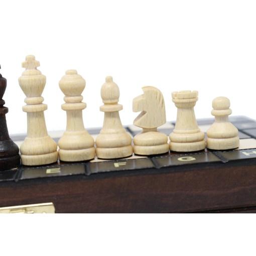 チェスジャパン 木製チェスセット オールドスクール 9