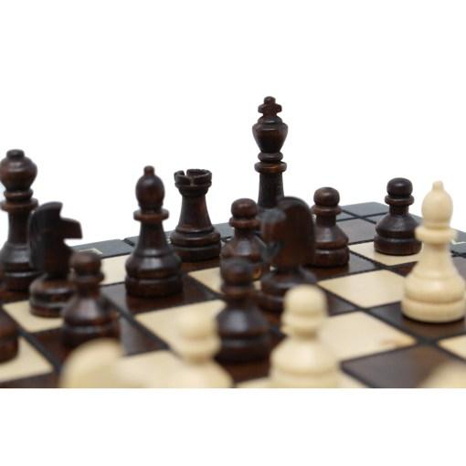 チェスジャパン 木製チェスセット オールドスクール 19