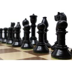 木製 チェス駒 エディンバラ 94mm 8