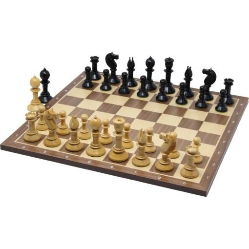 木製 チェス駒 エディンバラ 94mm 12