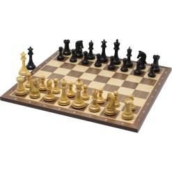 木製 チェス駒 インペリアルコレクター 95mm 111