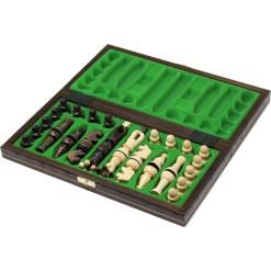 木製チェスセット ロード 31cm 4