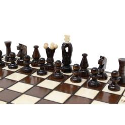 木製チェスセット ロード 31cm 8