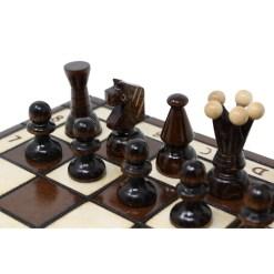 木製チェスセット ロード 31cm 10
