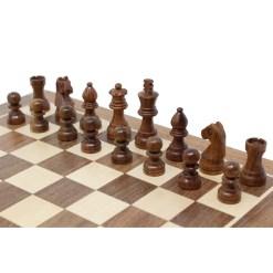 木製チェスセット オリジン 31cm 磁石式 12