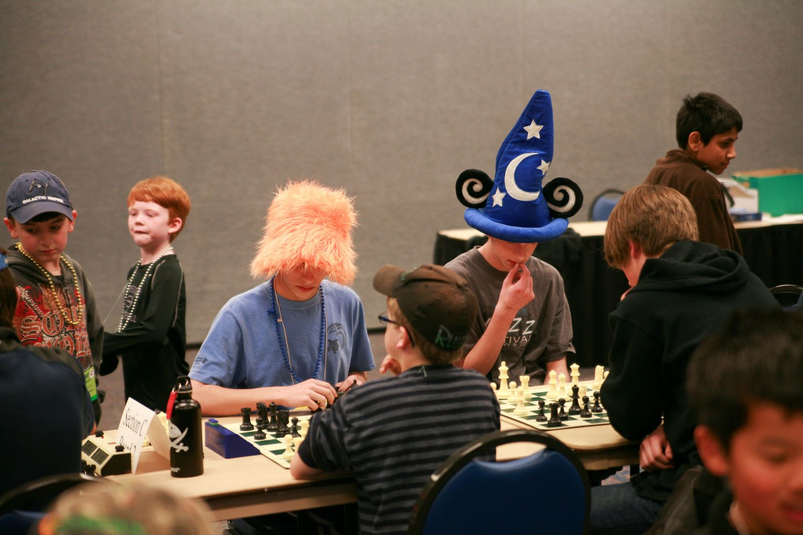 Bughouse Chess Costumes 1