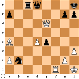 How does white win after 1. Bd7 Rc7?