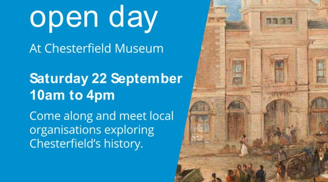 Meet the Civic Society at Chesterfield Museum
