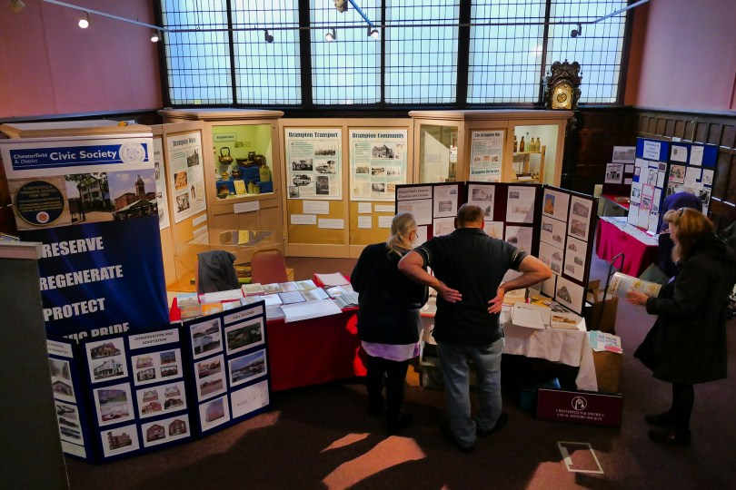 Chesterfield Museum Local History Society Fair 01