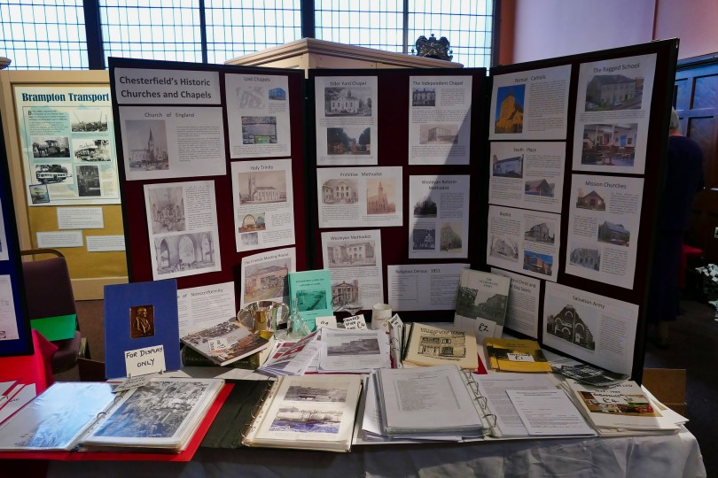 Chesterfield Museum Local History Society Fair 03