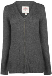 Lee Cooper Essential Long Cardigan Ladies