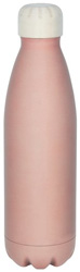 Tesco Stainless Steel Insulated Bottle Rose Gold