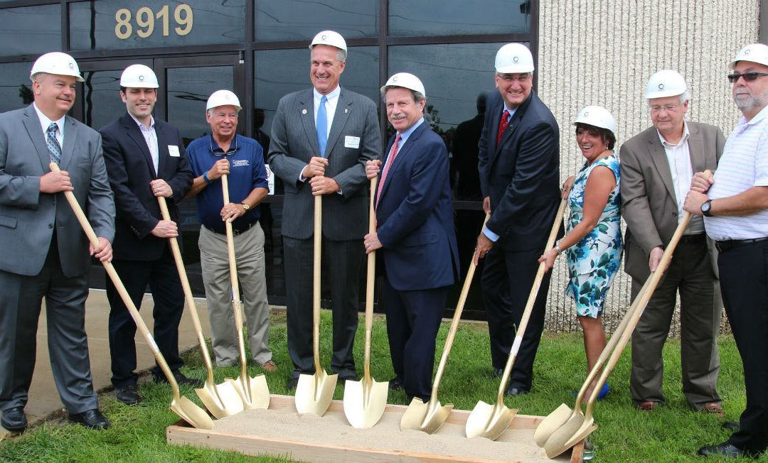 Region Celebrates with Groundbreaking of Polycon Industries Expansion