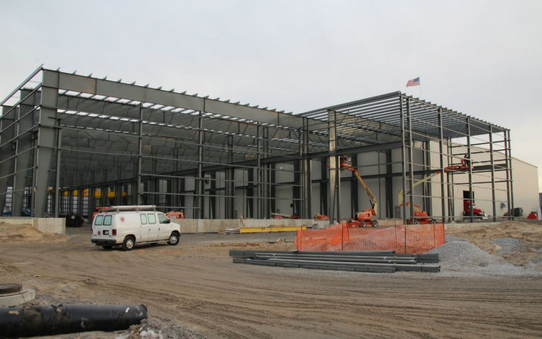 Chester Inc. and Ratner Steel Work To Add Jobs To The Region With Their Latest Project