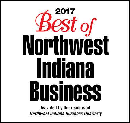 Chester Inc. honored as 2017 Best of Northwest Indiana Business by NWIBQ