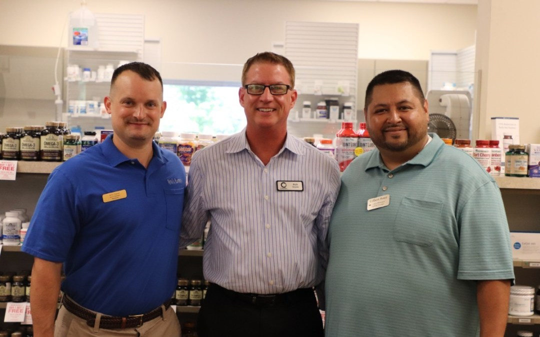 Chester Inc Design/Build Vyto's Pharmacy Celebrates One Year Anniversary