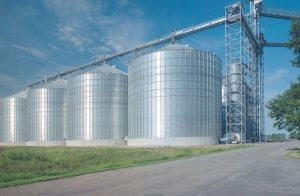 Brock grain bins reseller