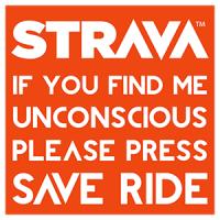 Strava - Save Ride