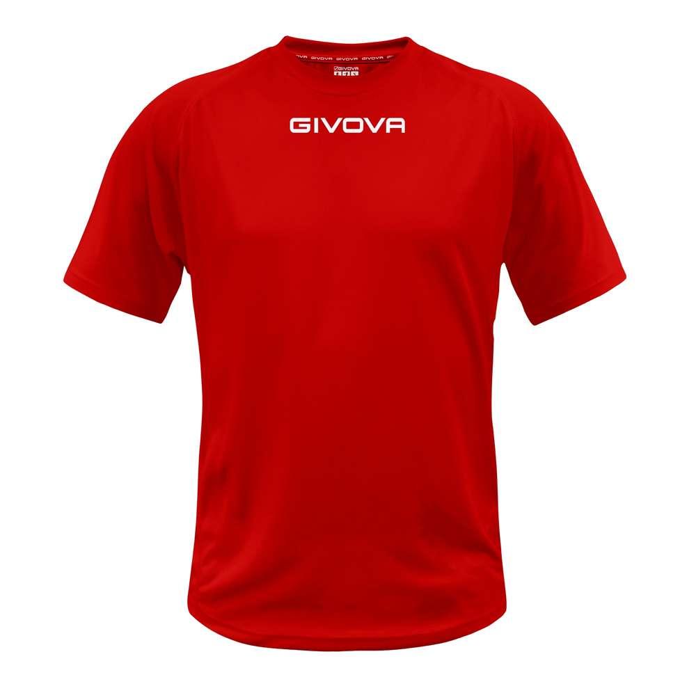 Givova Training T SHirt Red