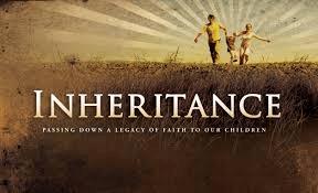Inheritance Pt. 2- Samuel Burger – July 24, 2016