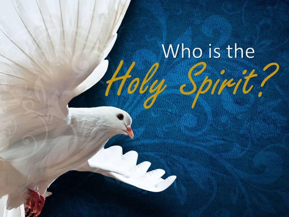 Holy Spirit: Week 3 – Samuel Burger – October 16, 2016