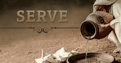 1/25/17 – The Power of Serving – Samuel Burger