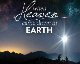 Christmas: He Came To Earth – Samuel Burger – December 9, 2018