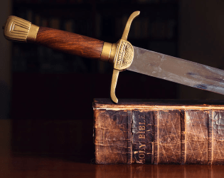Using the Sword of the Spirit – Samuel Burger – February 24, 2019