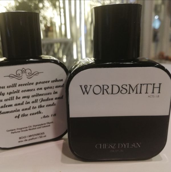 Wordsmith by Chesz Dylan Parfum