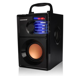VAENSON A10 Portable Wireless bluetooth Speaker USB Column MP3 Play FM Radio Stereo Subwoofer