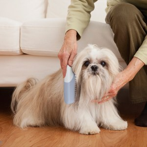 Dog Grooming Shaving Massage Cleaning Comb