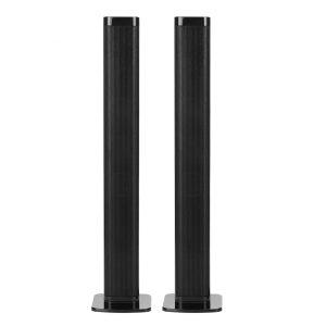 HS-BT164 Detachable 40W Soundbar Speaker bluetooth Wireless Sound Speaker for Wall-mounted TV Audio Home Theater