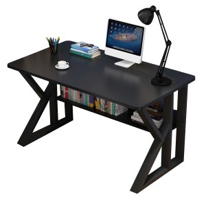 Fashion Computer Laptop Table Bedroom Bookshelf Wooden Stand Notebook Table Home