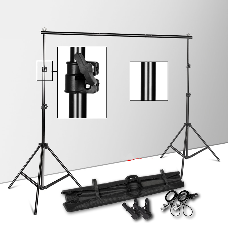 Full Size Backdrop Support System
