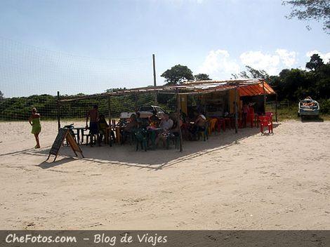 Bar de Playa - Garopaba