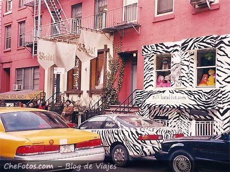Barrio Soho, Manhattan, Nueva York