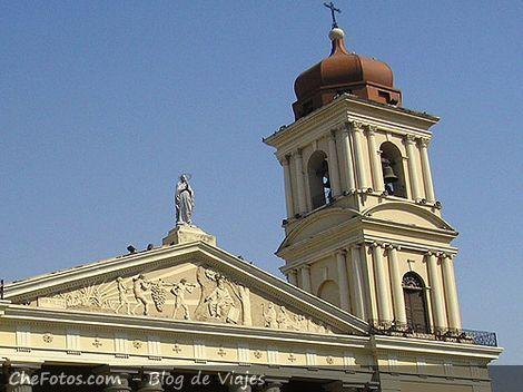 Campanario de la Catedral de Tucumán