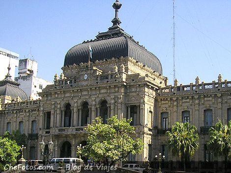 La Casa de Gobierno en Tucumán
