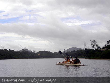 Paseo en Kayak Río Siriú - Garopaba