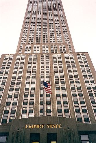 El Empire State, símbolo de Nueva York