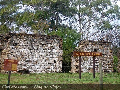 Ruinas Calera del Palmar Entre Rios