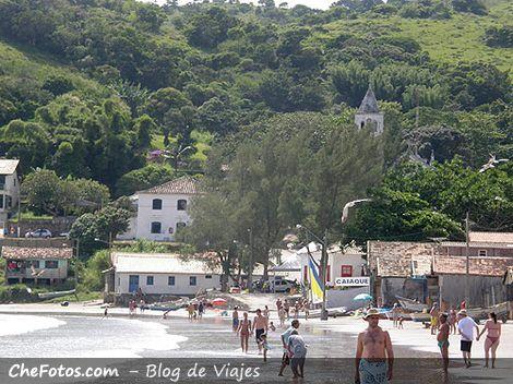 Playa de Garopaba - SC - Brasil