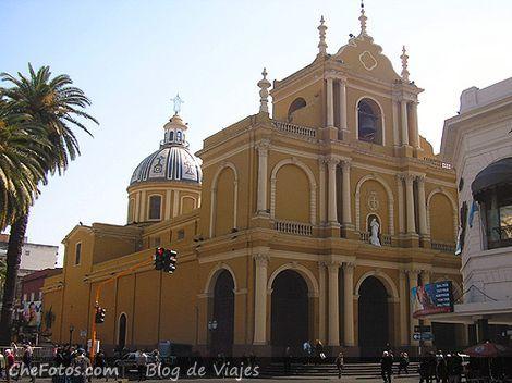 Templo de San Francisco, Tucumán