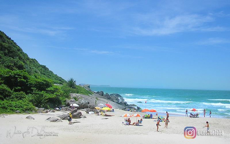 Siriú, mi playa favorita en Garopaba - Brasil